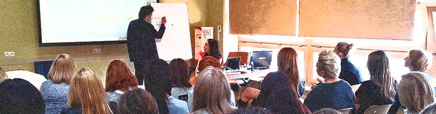 NATINUEL seminarai ir mokymai: geriausias būdas pažinti produktą